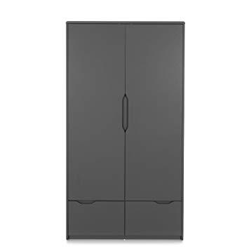 armoire grise