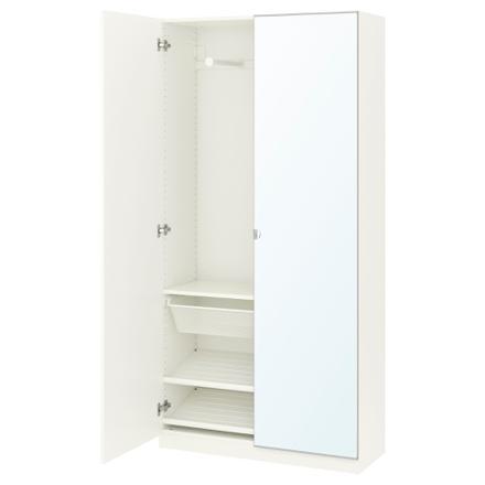 armoire penderie peu profonde