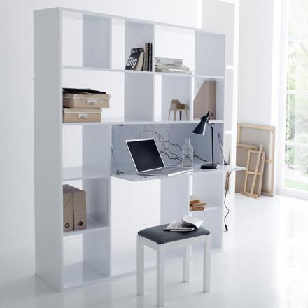 bibliothèque bureau