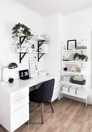 bureau de chambre