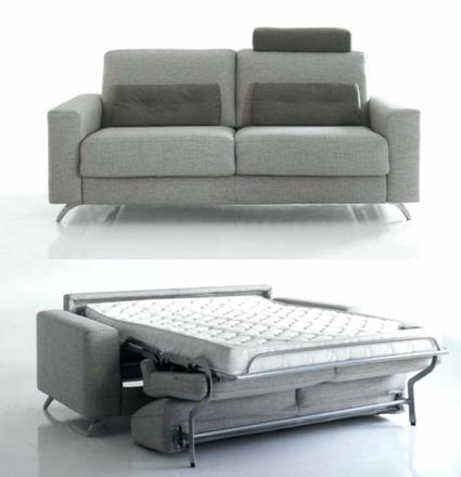 canapé lit convertible
