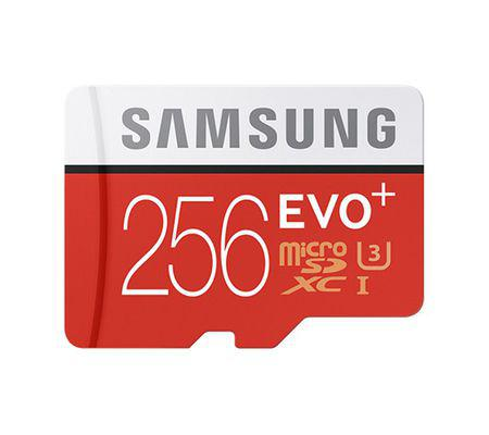 carte sd 256 go