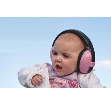 casque anti bruit bébé
