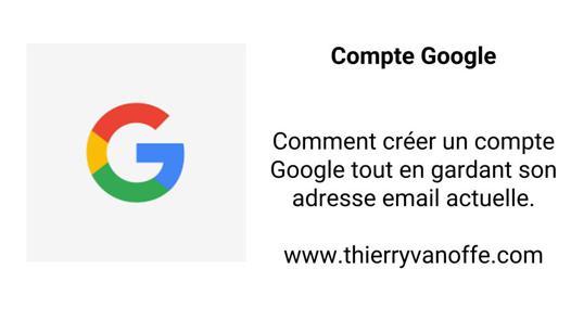 compte google