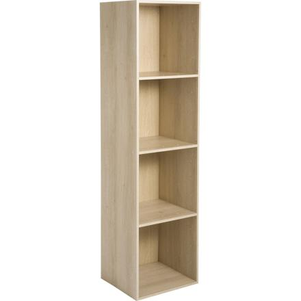 etagere 4 cases