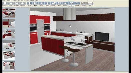 logiciel cuisine
