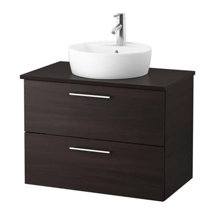 meuble de lavabo