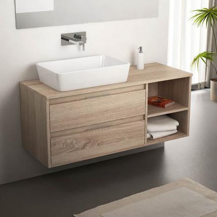 meuble salle de bain vasque