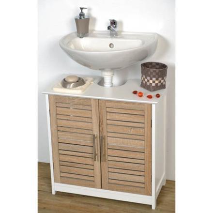meuble sous lavabo salle de bain
