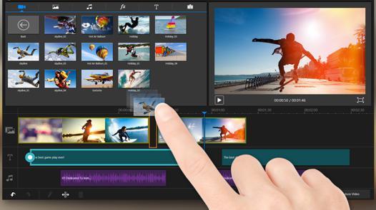 montage video en ligne