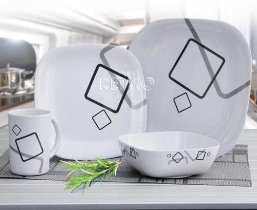 service a vaisselle