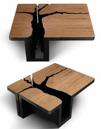 soldes table basse
