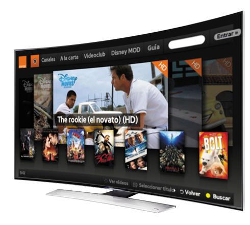 tv orange