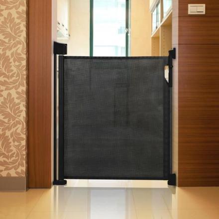 barriere de securite retractable