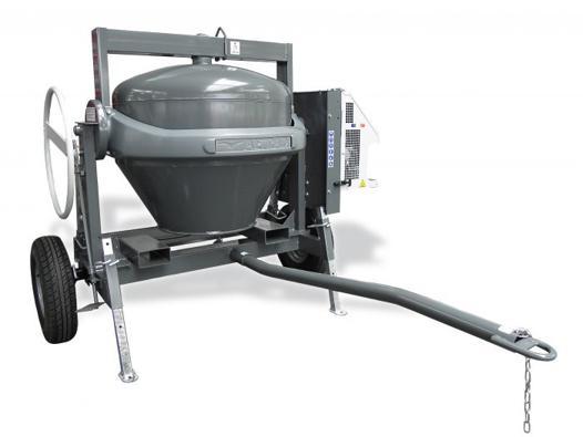 betonniere thermique