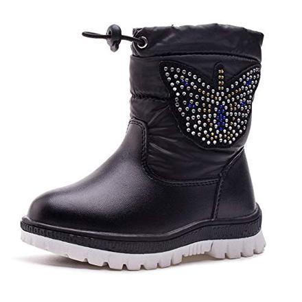 bottes de neige enfant