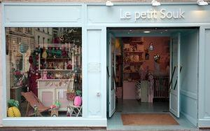 boutique bébé paris