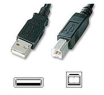 cable imprimante hp