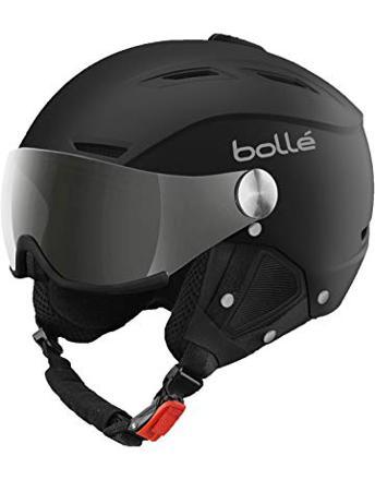 casque de ski avec visiere