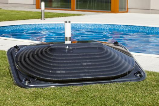 chauffage piscine solaire