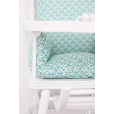 coussin chaise haute combelle