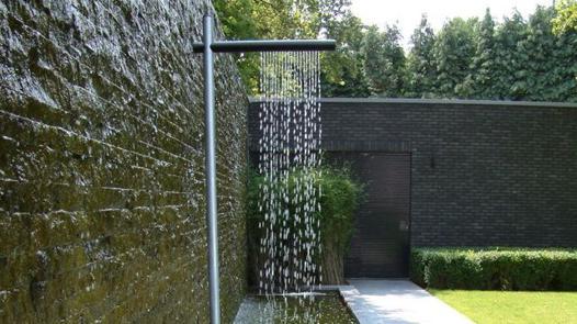 douche d extérieur