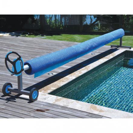 enrouleur piscine
