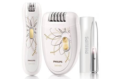 epilateur electrique philips