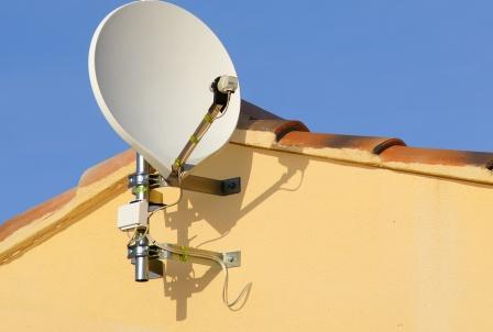 installation antenne satellite