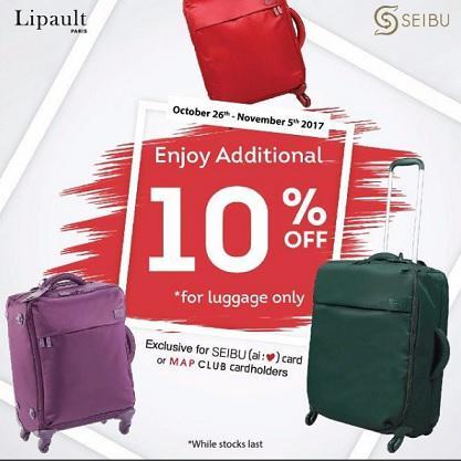 lipault discount