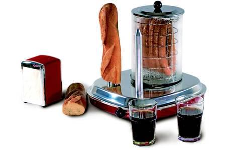 machine a hot dog