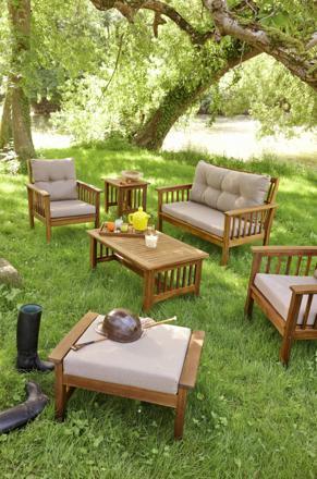 ▷ Avis Salon jardin bois ▷ Comparatifs et Tests【 Le Meilleur ...
