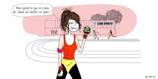 se mettre au sport