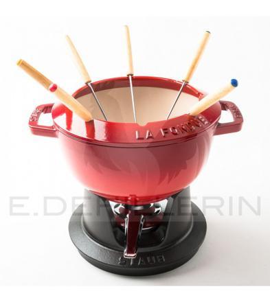 service a fondue