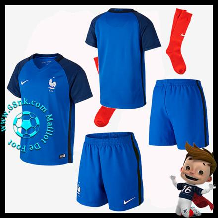 tenue de foot junior