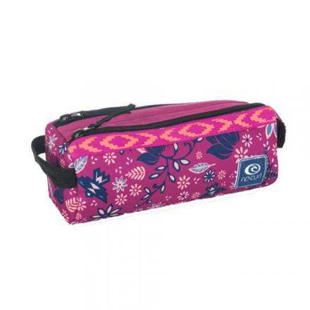 trousse double compartiment fille