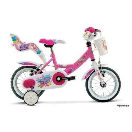 vélo fille 14 pouces