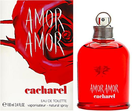 amor amor cacharel 100ml