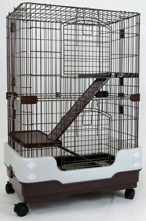 cage chinchilla