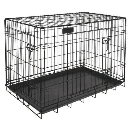 cage pliable chien