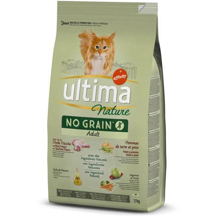 croquettes pour chat sans céréales