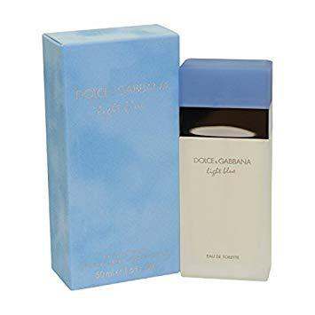 dolce gabbana light blue femme