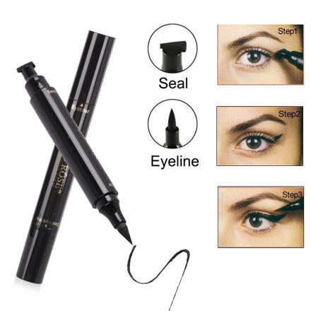 eye liner tampon