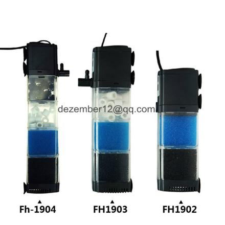 filtration aquarium