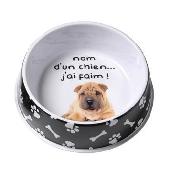 gamelle de chien