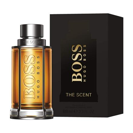 hugo boss the scent