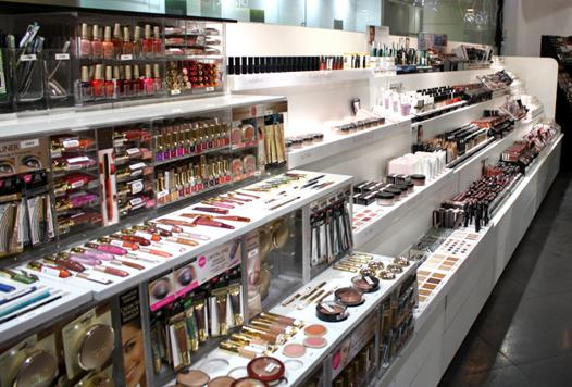 magasin maquillage