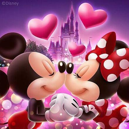 mickey n minnie