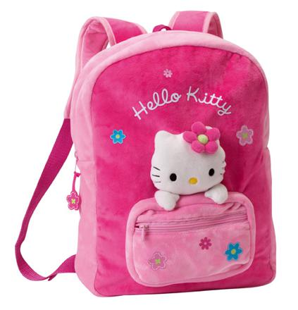 sac a dos maternelle hello kitty