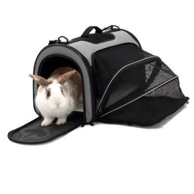 sac transport lapin